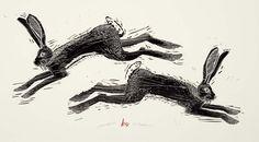 Jack Rabbits - Holly Meade