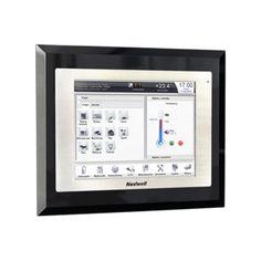 NXW102.3 | Panel dotykowy LCD - NXW102.3 | Automatyka budynku Nexwell | Interfejsy - Manipulatory | Katalog produktó...