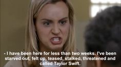 """17 Of The Whitest Things Piper Chapman Said In """"Orange Is The New Black."""""""