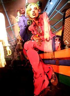 「ジョジョの奇妙な冒険」ニューヨークへ、GUCCI×JOJOコラボ5番街店の様子 : ニューヨークの遊び方