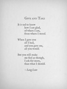 langleav: More poetry and prose by Lang Leav here The Words, Life Quotes Love, Quotes To Live By, Unsure Love Quotes, Happy Quotes, Pretty Words, Beautiful Words, Simply Beautiful, Michael Faudet