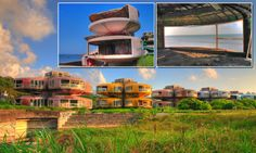 Now and Then Abandoned Resorts | eerie abandoned holiday resorts around the world | Metro News