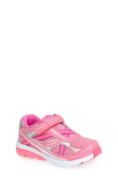 Saucony 'Baby Ride 7' Sneaker (Baby, Walker & Toddler) available at #Nordstrom