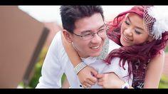 Wedding Day Photography in Singapore @ Kranji Farm Resort!