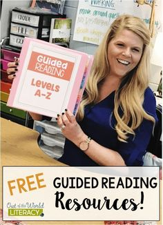 Free Guided Reading Resources - Out of this World Literacy