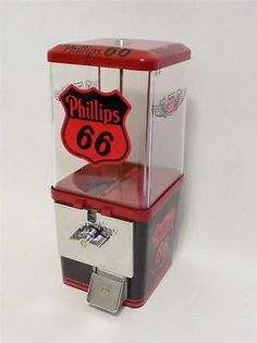 vintage Komet themed PHILLIPS 66