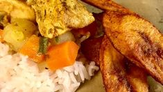 Caribbean Curry Chicken - The Chew Jamaican Recipes, Spicy Recipes, Curry Recipes, Wine Recipes, Indian Food Recipes, Chicken Recipes, Cooking Recipes, Cooking Tv, Ethnic Recipes