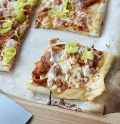 Barbeque Chicken Pizza Recipe