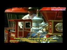 """A Dança dos Sonhos - Michael Jackson - Maria Padilha Lê """"Crianças do Mundo"""" - YouTube"""