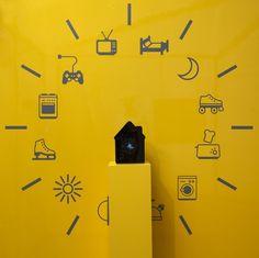 Energy AWARE Clock - Loove Broms Online Portfolio