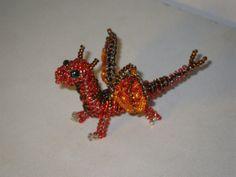 bead dragon