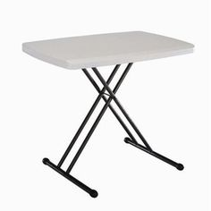 Lifetime Personal Table in Almond great portable craft/sewing table. Great price too.  Walmart