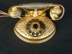 ORNATE PHONE BY TAKARA IHAG 1976