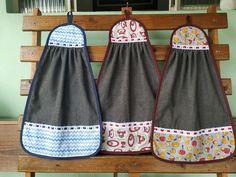 Bate mão atoalhado no Elo7 | Di Lourdes (88CA21) Dish Towels, Kitchen Kit, Hand Towels, Quilts, Tejidos, Diy, Shopping, Craft, Fabrics