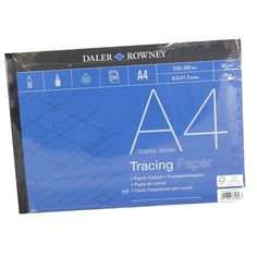 Daler Rowney Tracing Paper Pad or Paper Manufacturers, Graphic, A3, Jigsaw Puzzles, Things To Come, Laptop, Canvas, Tela, Canvases