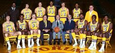 Los Angeles Lakers - Jerry West - Wilt Chamberlain - Shaquille O'Neal