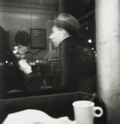 Saul Leiter, Coffee Shop, New York, c.1950