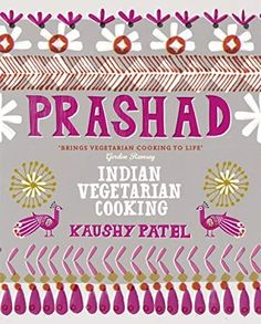 Buy Vegetarian Indian Cooking: Prashad by Kaushy Patel at Mighty Ape NZ. 100 delicious vegetarian Indian recipes from Gordon Ramsay's Best Restaurant runner-up Prashad. The Patels and Prashad, their small Indian restaur. Non Fiction, Vegetarian Cookbook, Vegetarian Recipes, Cookbook Recipes, Veggie Recipes, Dinner Recipes, Tapas, Indian Cookbook, Brunch