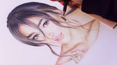 Many have been talking about this girl—Liza Soberano and as much as it pains me to look in the mirror after seeing her beauty, I decided to draw her instead . Star Magic Ball, Drawing Stars, Liza Soberano, Look In The Mirror, Art Music, Celebrity Crush, Art Tutorials, Drawings, Youtube Youtube