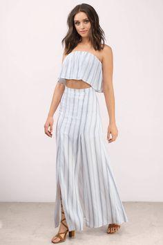 177572448b Colette Slit Maxi Skirt at Tobi.com #shoptobi Vacation Outfits, Vacation  Travel,