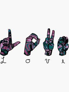 Sign Language Phrases, Sign Language Alphabet, Learn Sign Language, American Sign Language, Speech And Language, Shoulder Tattoo Quotes, Ukulele Art, Ancient Runes, Music Letters