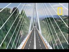 Puente Baluarte Mazatlan El Atirantado más Alto del Mundo
