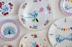 Plates by Ninainvorm