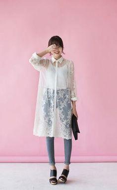#Lace Dress #Casual Magical Lace Dress