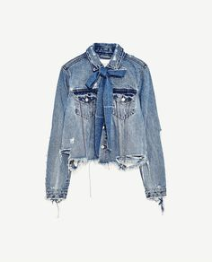 The most interesting way to wear yet - Editorial-DENIM-TRF | ZARA United States