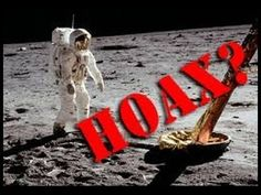 Moon Landing Faked - 100% Proof of Hoax - Van Allen Radiation Belts, Art...