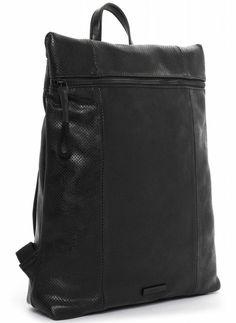 Alltagsrucksack Suri Frey Black Fany schwarz Backpack