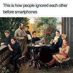 Haha Funny, Funny Jokes, Hilarious, Art Jokes, Memes Humor, Memes Historia, Cats Are Assholes, Memes Arte, Art History Memes