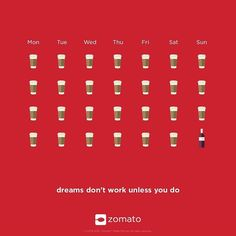 #mondaymotivation by zomato