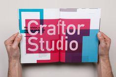40 pages, 18x24cm booklet design.