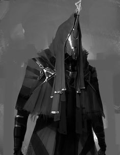 ArtStation - Cloak and Metal, Anthony Jones