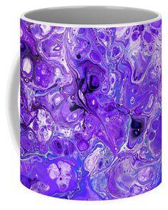 Abstract Fluid Acrylic Pour Coffee Mug by Jenny Rainbow. Rainbow Coffee, Incredible Gifts, Mugs For Sale, Fluid Acrylics, Acrylic Pouring, Fine Art Photography, Coffee Mugs, The Incredibles, Ceramics