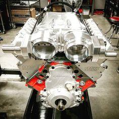 #MastMotorsports handbuilt LSX 427