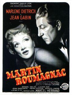 Martin Roumagnac est un film français réalisé en 1946 par Georges Lacombe.  Dans une petite ville de province, Blanche Ferrand, aventurière aux belles manières, espère épouser un riche consul, M. de Laubry, dont la femme est gravement malade. Un soir où elle assiste à un match de boxe, Blanche rencontre Martin Roumagnac, entrepreneur en maçonnerie, qui tombe éperdument amoureux d'elle. C'est le début d'une liaison passionnelle, à laquelle Blanche se prête d'abord par fantaisie, puis par…