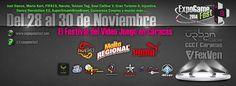 """Cresta Metálica Producciones » EXPO GAME FEST 2014 """"Edición Fin de Año"""""""