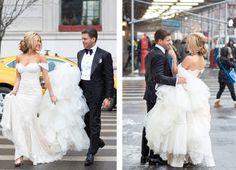 REAL WEDDING: LARINA AND BEN | Wedded Wonderland