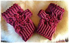 Ravelry: Garden of roses Gloves pattern by Chiara Inzani