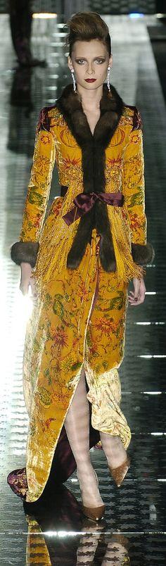 Valentino Haute Couture Fall 2004