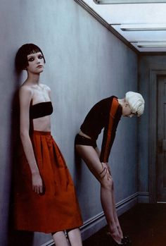 By Steven Klein for Vogue Paris 2005.