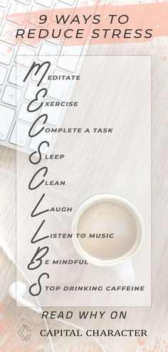 How we deal with stress is different for everyone. Here are 9 surefire ways you can lower your stress levels. Work Stress, Coping With Stress, Dealing With Stress, Ways To Reduce Stress, How To Relieve Stress, Anxiety Tips, Stress And Anxiety, Chronic Stress, Chronic Illness
