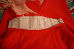 Gertie's New Blog for Better Sewing: Tutorial: Adding Boning to a High Waistband