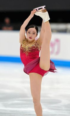 Best 11 ニュース写真 : Rika Kihira of Japan performs in the women's free – SkillOfKing. Gymnastics Pictures, Sport Gymnastics, Sexy Asian Girls, Beautiful Asian Girls, Gal Gardot, Beautiful Athletes, Cute Japanese Girl, Figure Skating Dresses, Sporty Girls