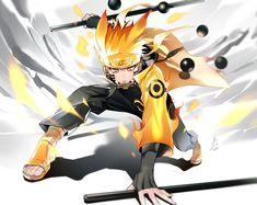 Naruto Uzumaki is the Protagonist of the Naruto series, created by the famous mangaka, Masashi Kishimoto. He was once a young Genin from Konohagakure, who Anime & Manga Naruto Vs Sasuke, Naruto Fan Art, Anime Naruto, Naruto Sage, Naruto Uzumaki Art, Wallpaper Naruto Shippuden, Boruto, Anime Ninja, Itachi Uchiha