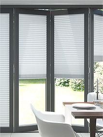 BiFold ClickFITBlind - fits close to window might free up window sill need to investigate