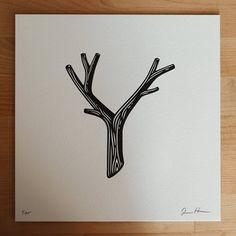 Jessica Hische — Letterpressed Y