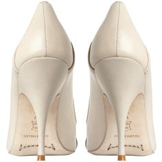 Peep toe ($225) ❤ liked on Polyvore featuring shoes, pumps, heels, scarpe, sapatos, zapatos, women, peeptoe shoes, heels & pumps and peep-toe pumps